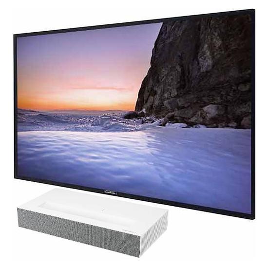 Vidéoprojecteur LG HU85LS - 2700 Lumens + Lumene Movie Palace UHD 4K 200 C Extra Bright