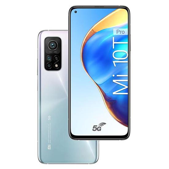 Smartphone et téléphone mobile Xiaomi Mi 10T Pro 5G (Bleu) - 256 Go