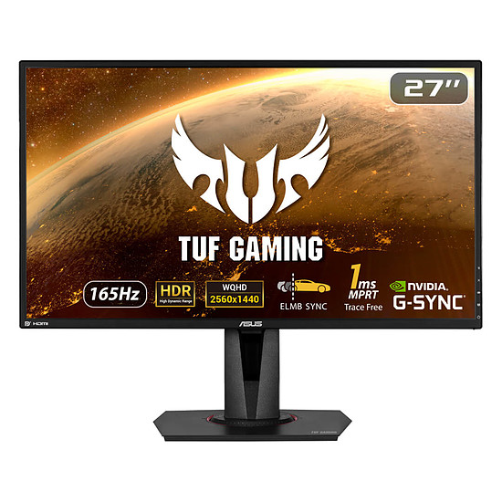 Écran PC Asus TUF VG27AQ