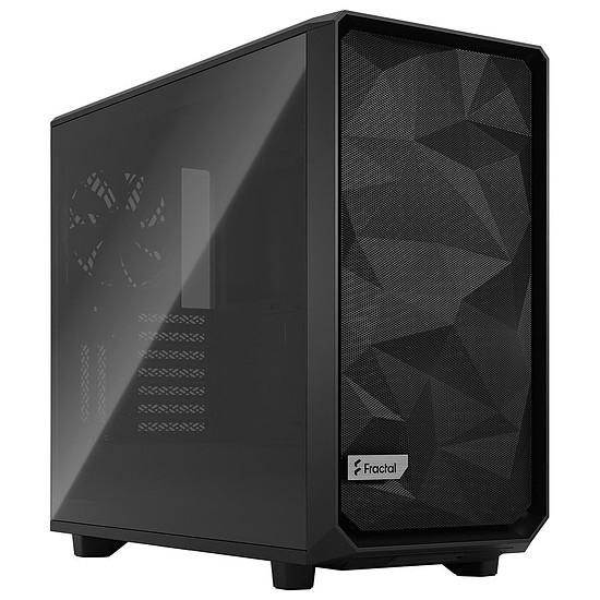 Boîtier PC Fractal Design Meshify 2 Light TG - Noir