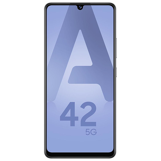 Smartphone et téléphone mobile Samsung Galaxy A42 5G (Blanc) - 128 Go