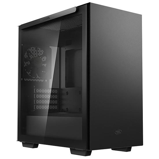 Boîtier PC DeepCool Gamer Storm MACUBE 110 - Noir