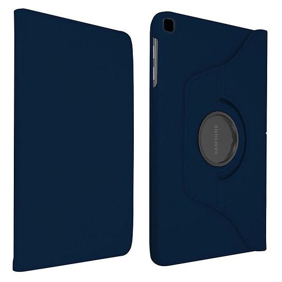 "Accessoires tablette tactile Akashi Etui Folio Bleu pour Galaxy Tab A7 10.4"""