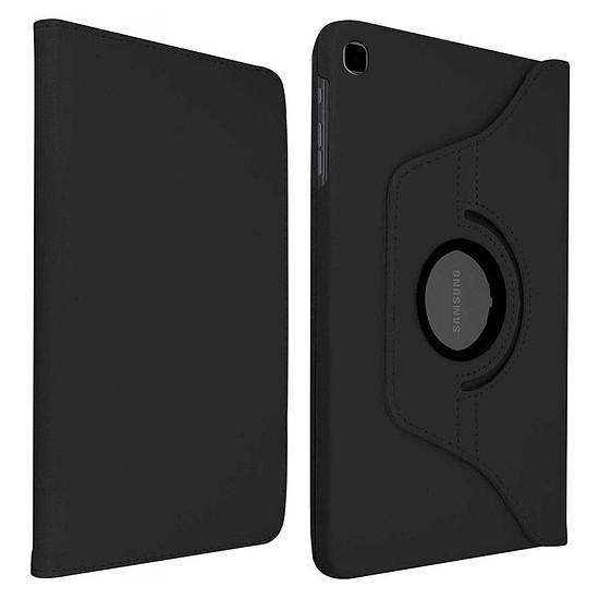 """Accessoires tablette tactile Akashi Etui Folio Noir pour Galaxy Tab A7 10.4"""""""