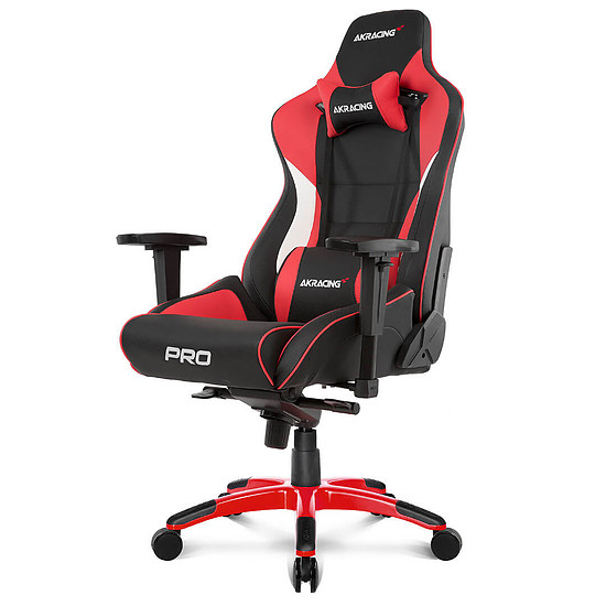 Fauteuil / Siège Gamer AKRacing Master Pro - Rouge