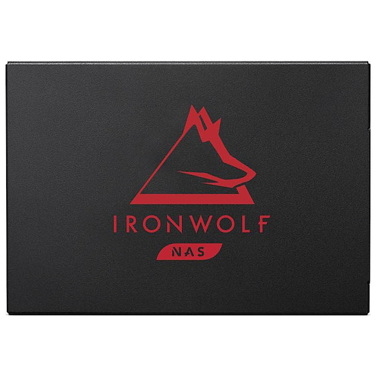 Disque SSD Seagate IronWolf 125 - 500 Go