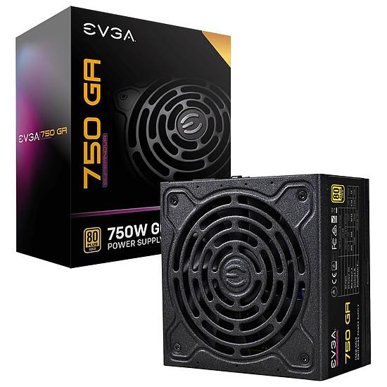 Alimentation PC EVGA SuperNOVA 750 GA - Gold