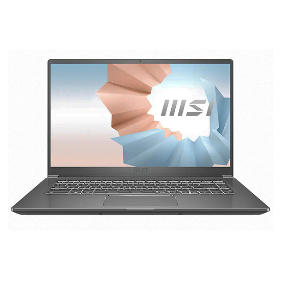 PC portable MSI Modern 15 A11SB-046FR