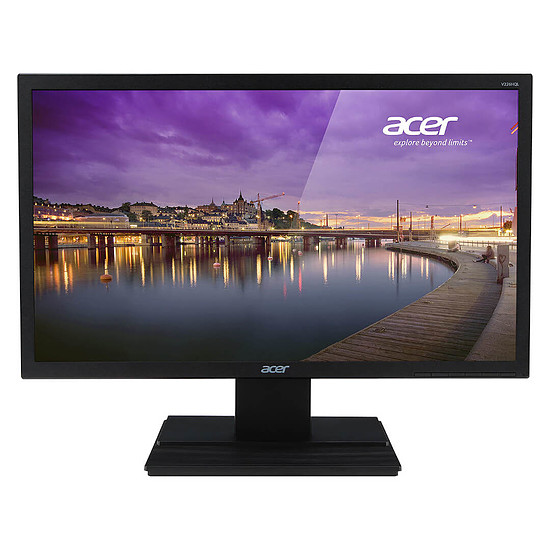 Écran PC Acer V226HQLbid
