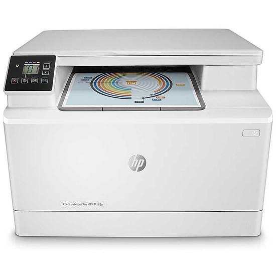 Imprimante multifonction HP LaserJet Pro M182n