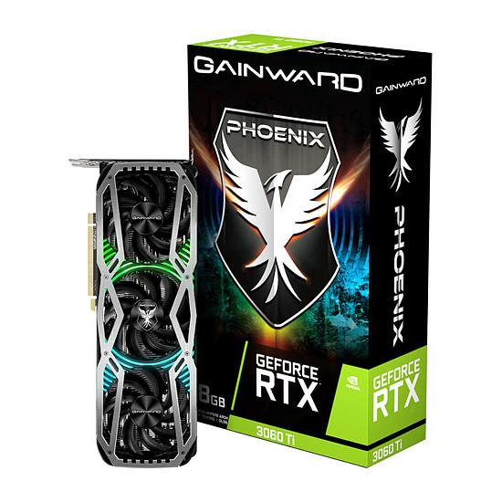 Carte graphique Gainward GeForce RTX 3060 Ti Phoenix