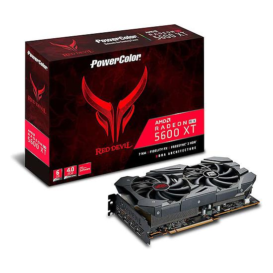 Carte graphique PowerColor Red Devil Radeon 5600 XT