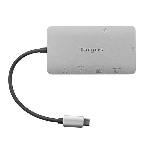 USB Targus Station d'accueil USB-C DP Alt Mode vidéo unique 4K HDMI / VGA avec 100 W PD Pass-Through