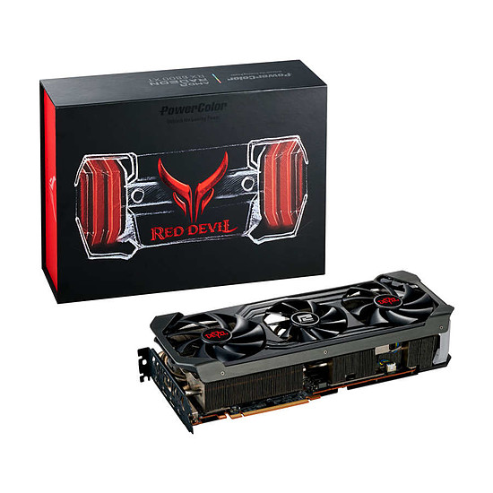 Carte graphique PowerColor Radeon 6900 XT Red Devil Limited Edition