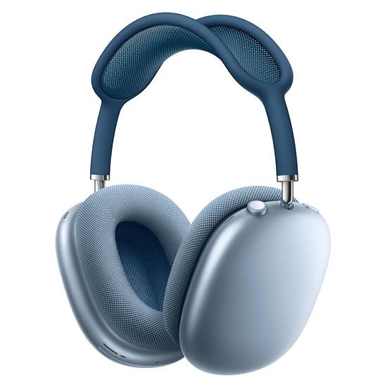 Casque Audio Apple AirPods Max Bleu ciel - Casque sans fil