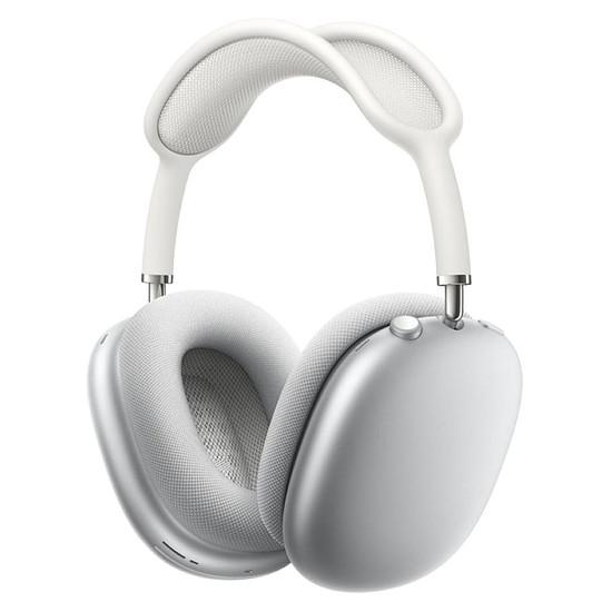 Casque Audio Apple AirPods Max Argent - Casque sans fil