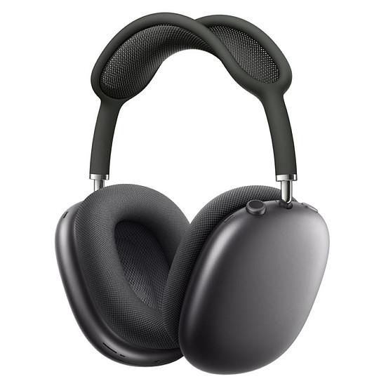 Casque Audio Apple AirPods Max Gris sidéral - Casque sans fil