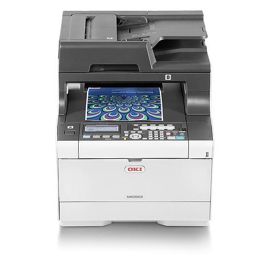 Imprimante multifonction Oki MC563dn