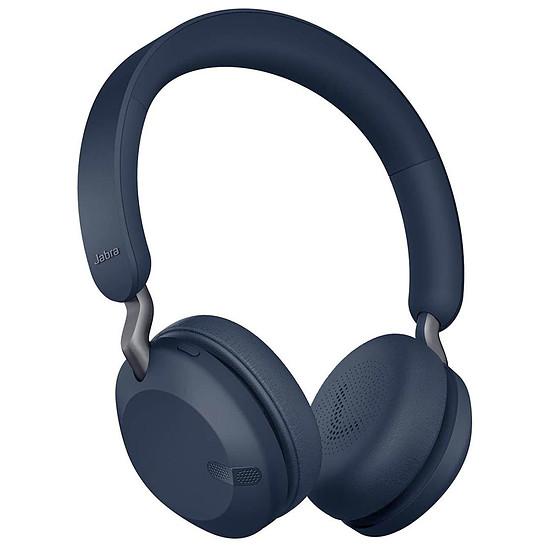 Casque Audio Jabra Elite 45h Titanium Bleu