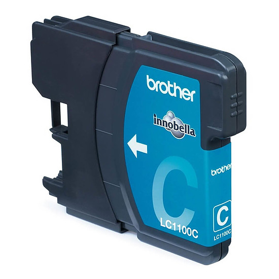 Cartouche d'encre Brother LC1100HYC Cyan