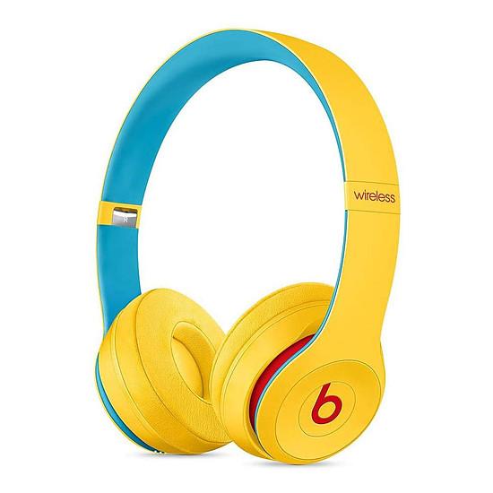 Casque Audio Beats Solo3 Club Yellow