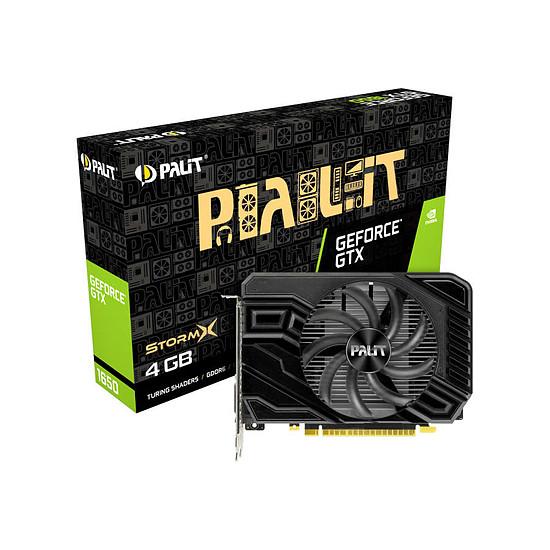 Carte graphique Palit GeForce GTX 1650 StormX D6