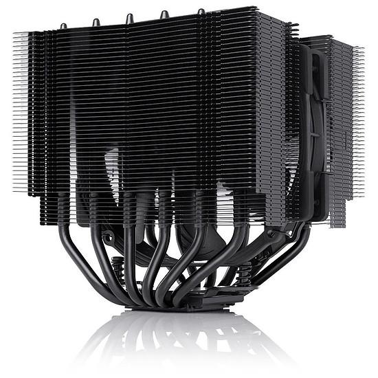 Refroidissement processeur Noctua NH-D15S Chromax Black