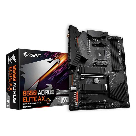 Carte mère Gigabyte B550 Aorus Elite AX