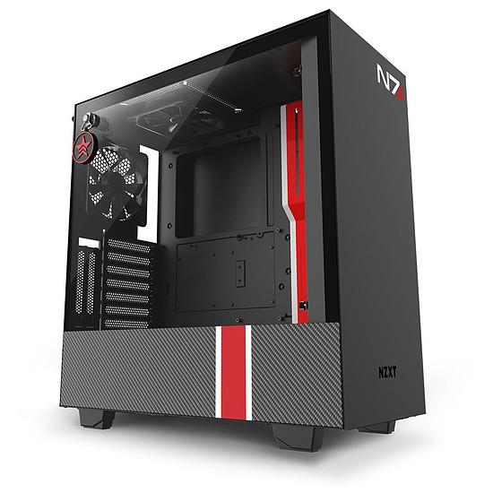 Boîtier PC NZXT H510i Mass Effect