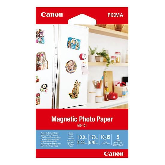 Papier imprimante Canon MG-101 Magnétique