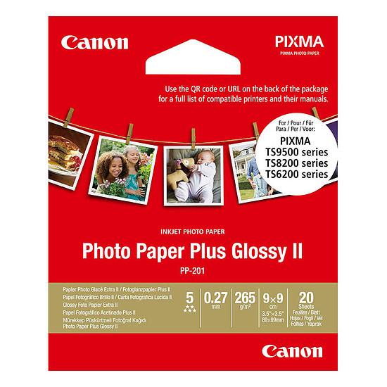 Papier imprimante Canon PP-201 Extra II