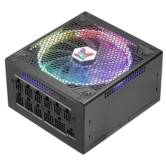 Alimentation PC Super Flower Leadex III 650W ARGB - Gold