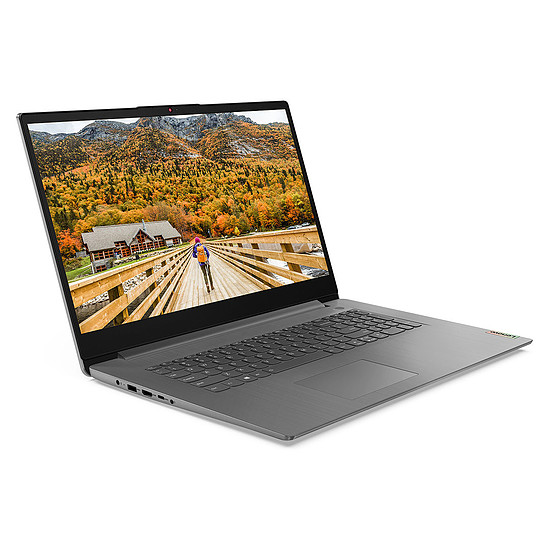 PC portable LENOVO Ideapad 3 17ADA05 (81W2004GFR)