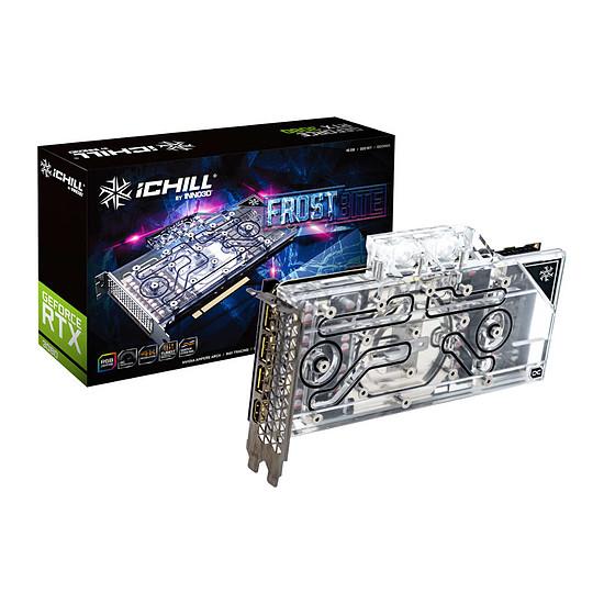 Carte graphique Inno3D GeForce RTX 3080 iCHILL FROSTBITE