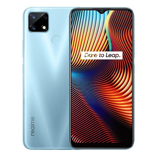 Smartphone et téléphone mobile Realme 7i Bleu - 64 Go - 4 Go