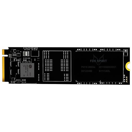 Disque SSD Fox Spirit PM18 - 480 Go