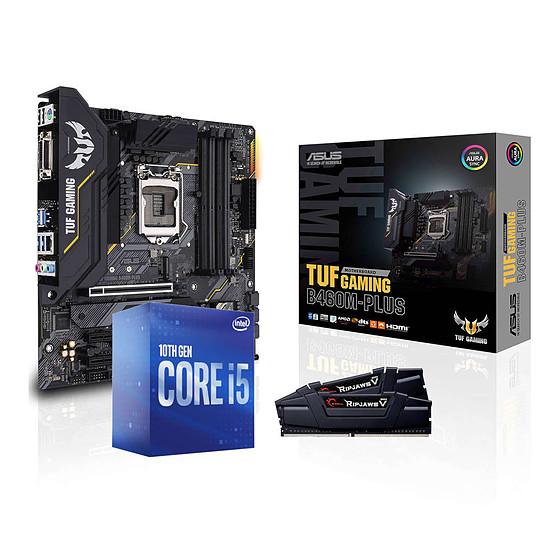 Kit upgrade PC Intel Core i5 10400 - Asus B460 - RAM 16Go