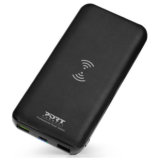 Batterie et powerbank PORT Connect Powerbank 18 000 mAh avec Wireless Charge
