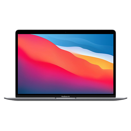 Macbook Apple MacBook Air M1 Gris sidéral (MGN63FN/A-16GB)