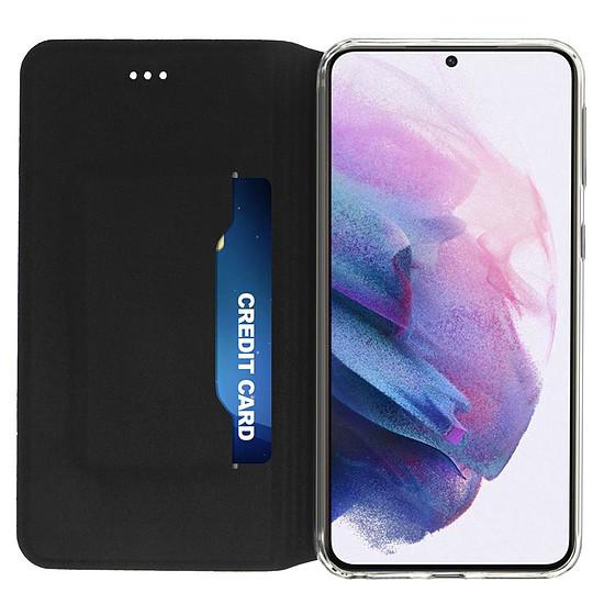 Coque et housse Akashi Etui Folio (noir) - Samsung Galaxy S21+