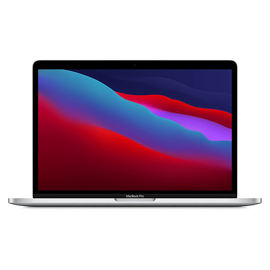 """Macbook Apple MacBook Pro M1 13"""" Argent (MYDA2FN/A-16GB)"""