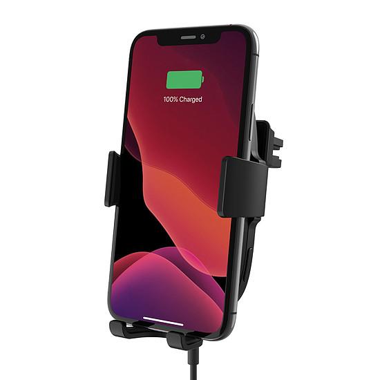 Accessoires Auto Belkin Support Voiture avec chargeur à induction BOOST Charge intégré - 10 W