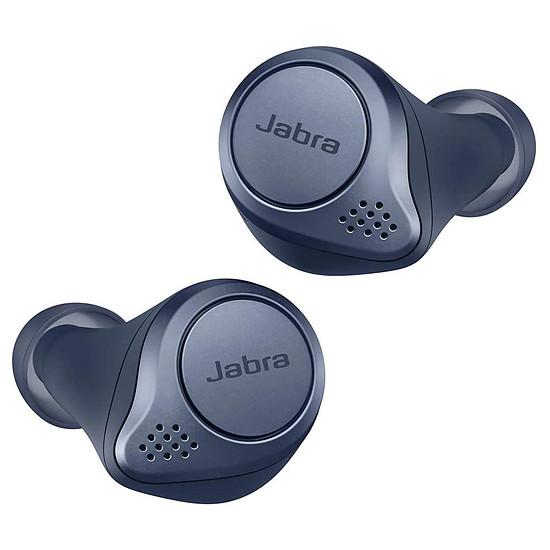 Casque Audio Jabra Elite Active 75t Wireless Charging Bleu