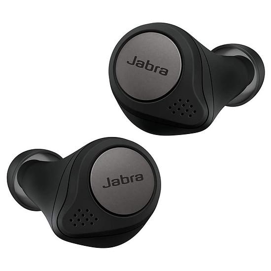 Casque Audio Jabra Elite Active 75t Noir/Titane