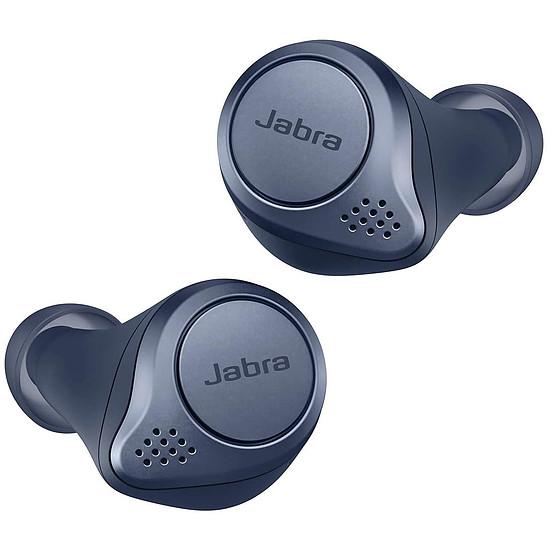 Casque Audio Jabra Elite Active 75t Bleu