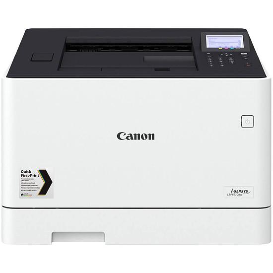 Imprimante laser Canon i-SENSYS LBP663Cdw