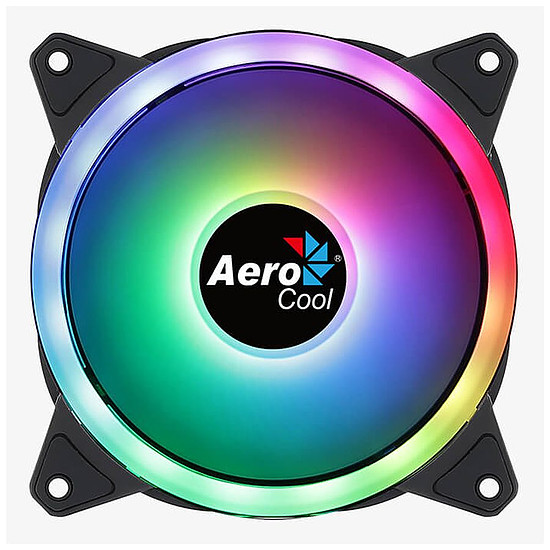 Ventilateur Boîtier Aerocool Duo 12