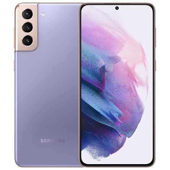 Smartphone et téléphone mobile Samsung Galaxy S21+ 5G (Violet) - 128 Go - 8 Go