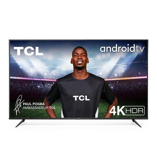 TV TCL 55P615 - TV 4K UHD HDR - 139 cm