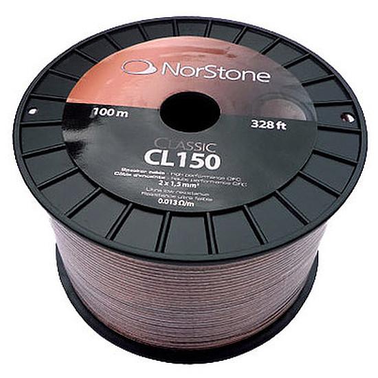 Câble d'enceintes NorStone Classic 150